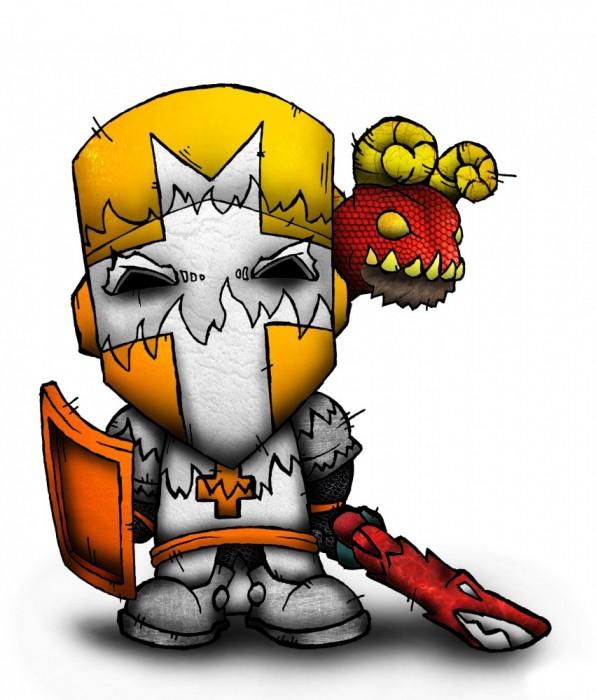 orange knight