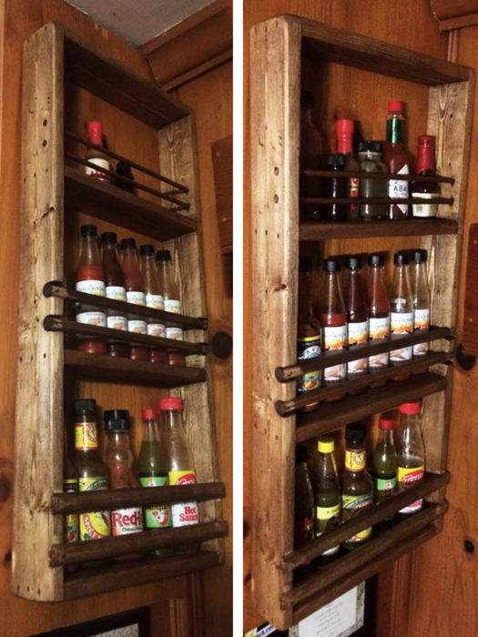 Jdp Creations 187 Hot Sauce Rack